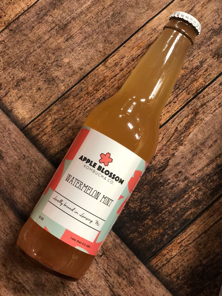 Kombucha - Watermelon Mint