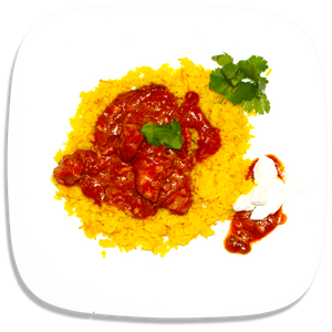 MB Butter Chicken with Lemon Rice [R]