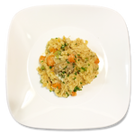 Spicy Chicken Risotto