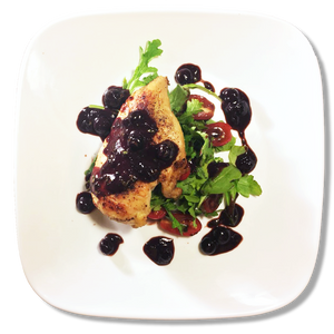 Blueberry Michigan Chicken Salad [R]