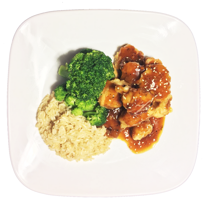 Zesty Orange Chicken [R]