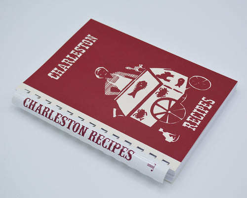 Charleston Recipes (Red Book)