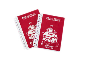 Charleston Recipes (Red Book)- Wholesale