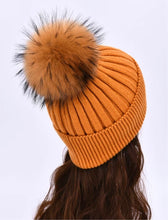 Load image into Gallery viewer, Adult Mustard Beanie