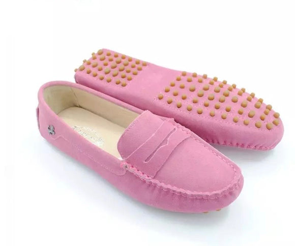 New Ladies Loafer - Candy Pink