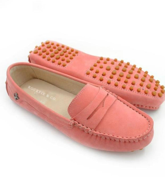 New Ladies Loafer - Coral