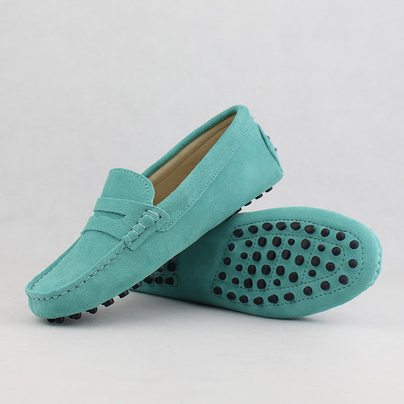 Ladies Loafer - Mint