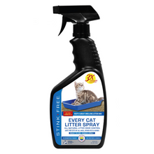 Load image into Gallery viewer, Every Cat Litter Spray - Urine Enzyme Cat Odor Spray Instantly Eliminate Litter Box Odor. Cut Litter Box Changes in Half!