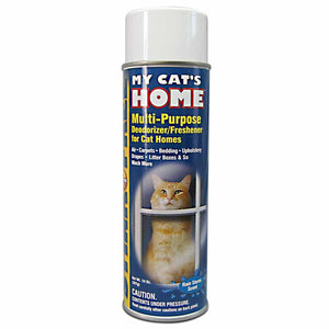 My Cat's Home - Air Freshener & Deodorizer