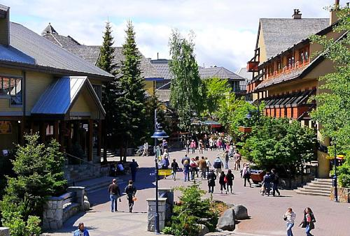 Whistler Hotels to Downtown Hotels
