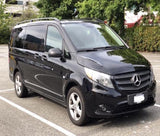 Private Chartered van for max 4 passengers - Metris van - Cantripshuttle