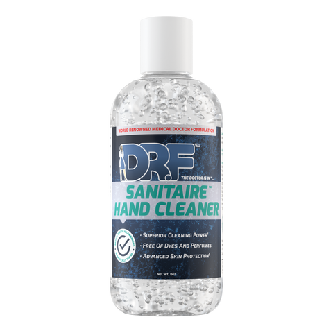 Sanitaire Natural Hand Cleaner by Dr. Farrah  (Buy 3 Get 1 Free)