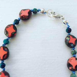 Orange Crush Bracelet