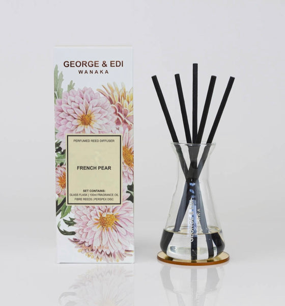 GEORGE & EDI - French Pear Diffuser