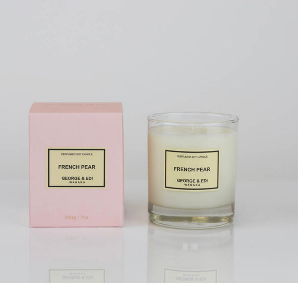 GEORGE & EDI - French Pear Candle