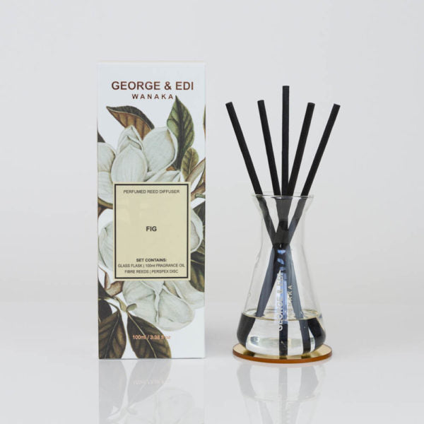 GEORGE & EDI - Fig Reed Diffuser
