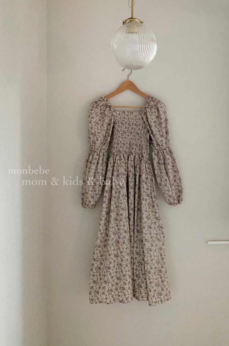 Mom Daisy Dress (Flower)