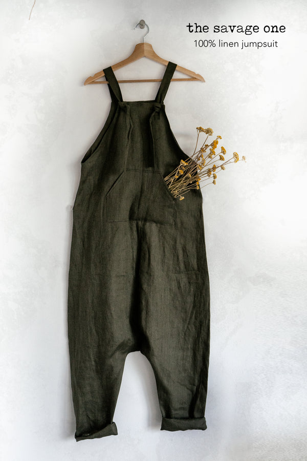 The savage one jumpsuit