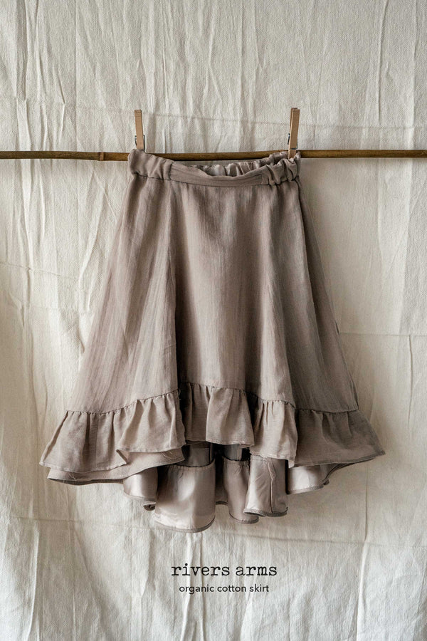 Rivers arms skirt