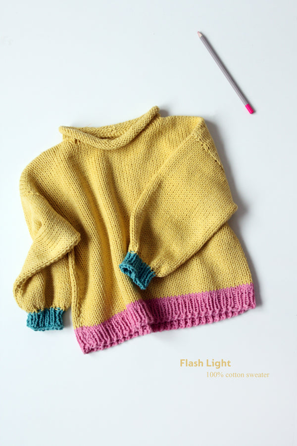 Flash Light sweater