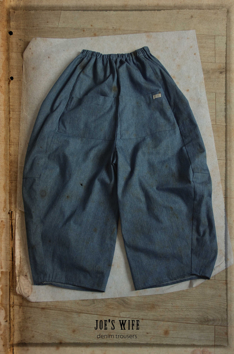 Joe's wife denim pants