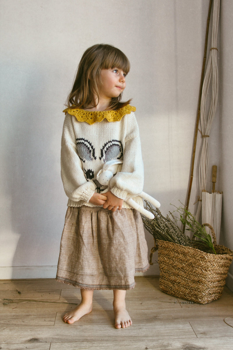 Peter Rabbit handknitted sweater