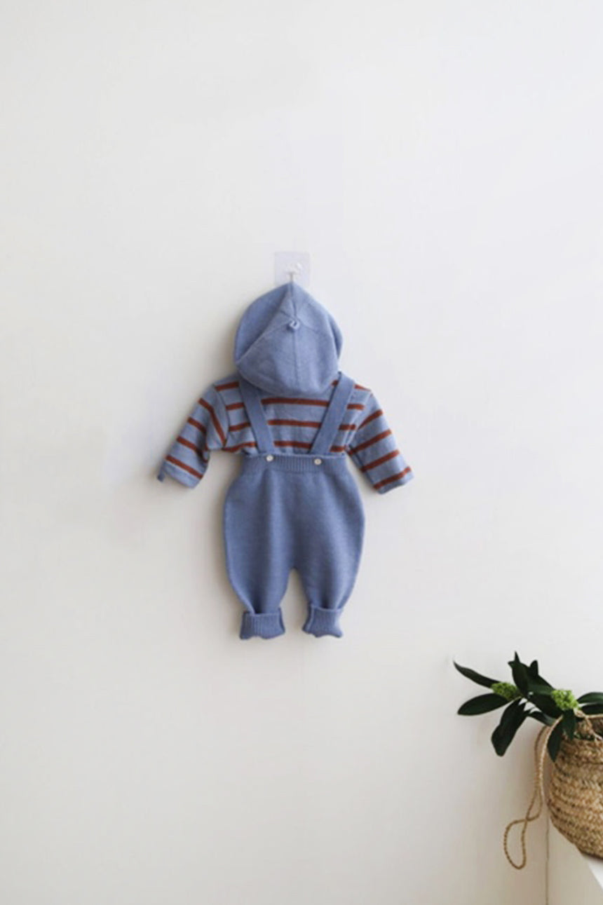 Tiny Jacques linen jumpsuit