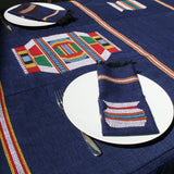 "Nappe de table "" DELUXE ABOMEY"""