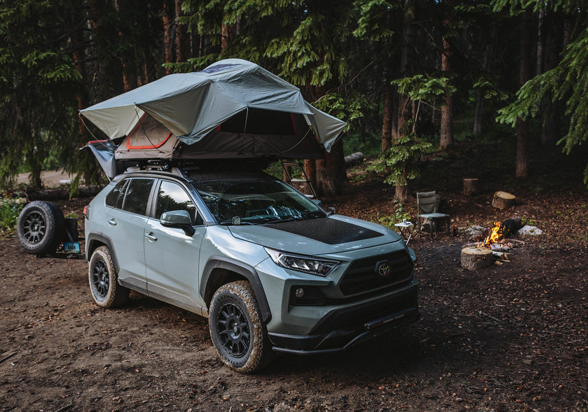 @Radventure4 2019 RAV4 Adventure Build Overview