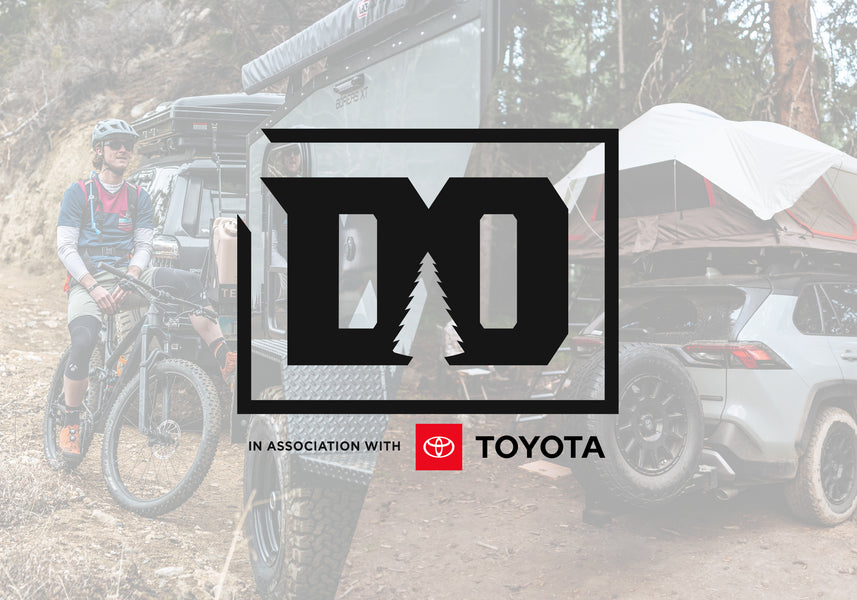 TeamRAV4 is going to Destination Outdoor 2020!