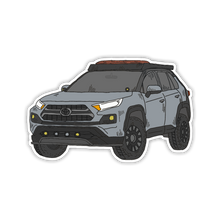 Load image into Gallery viewer, @radventure4 Sticker