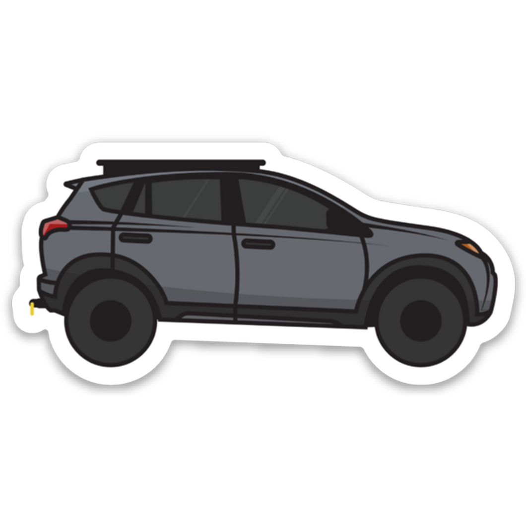 Toyota RAV4 Sticker