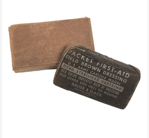 FIRST AID KIT CARTON M42 Original