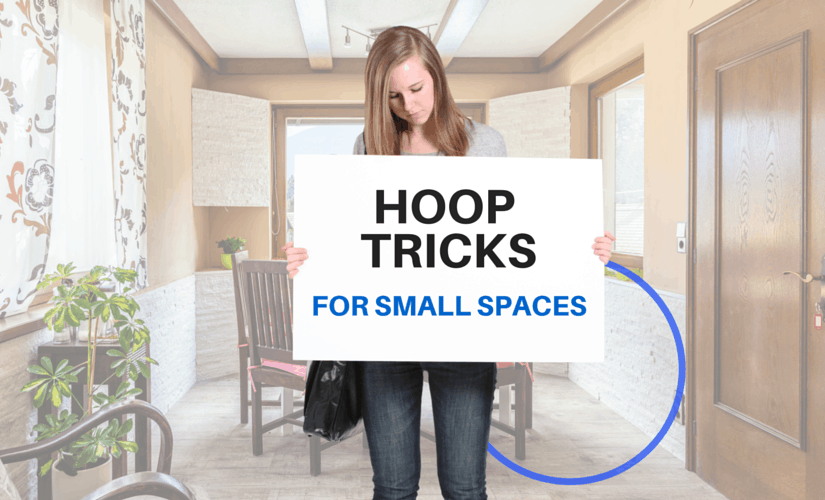9 Ways to Rock Hula Hoop Tricks in a Small Space