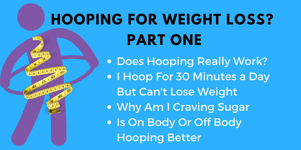 Hooping For Weight Loss? Part 1 Of Your Top Questions Answered