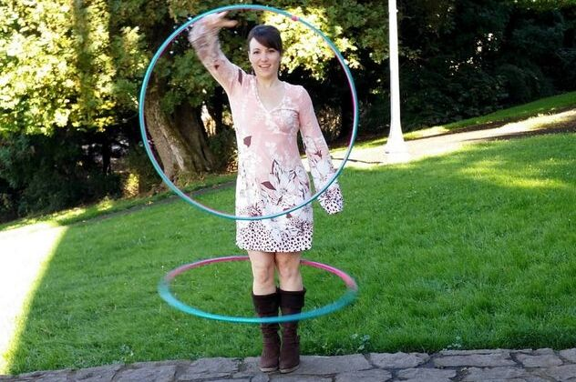 The Right Hoop Makes<br>Life Good