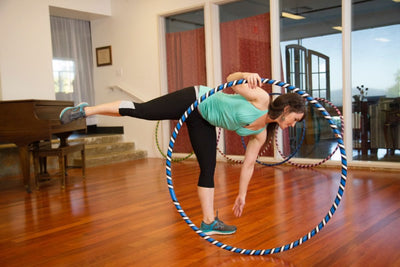 How to Hula Hoop - Size Guide