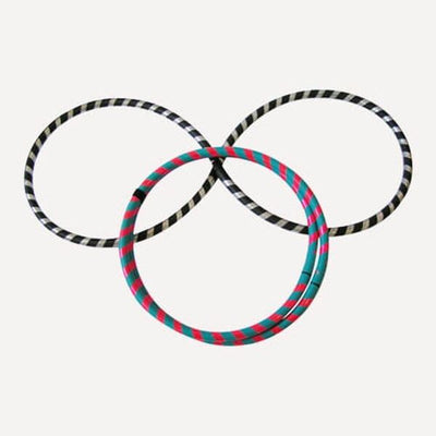 Infinity Collapsible Travel Hula Hoop