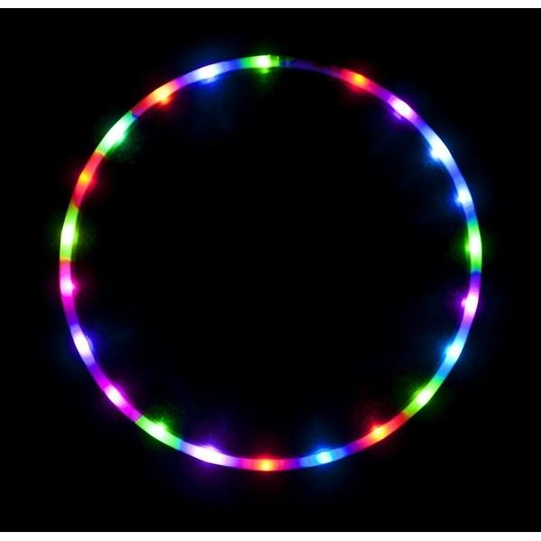 Rainbow 28 LED Light up Hula Hoop