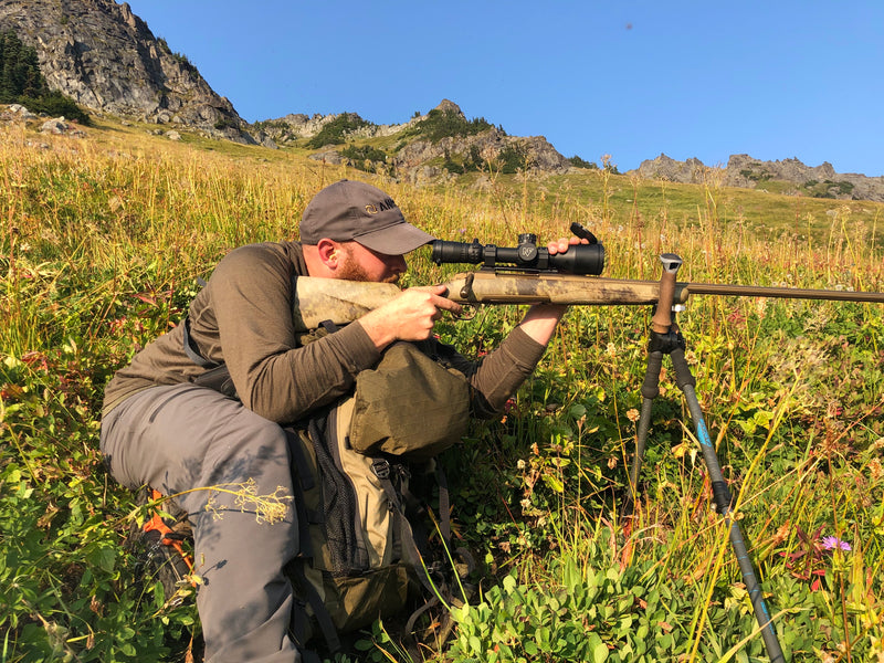 Building a Stable Shooting Support in the Field