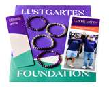 Lustgarten Foundation Sterling Silver Bracelet Collection