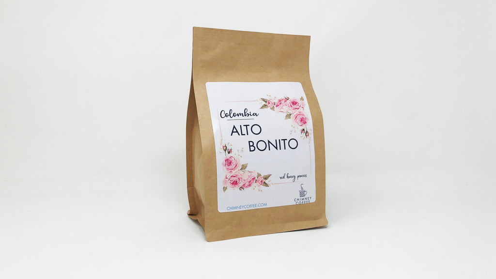 Colombia Alto Bonita - 12 oz Retail Bag