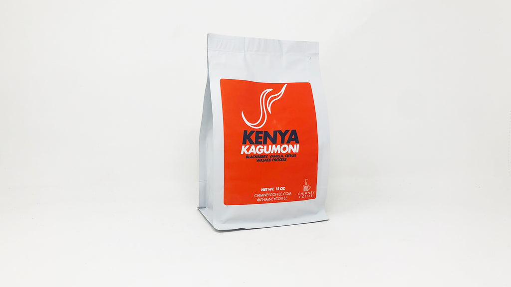 Kenya Kagamoni - 12 oz Retail Bag