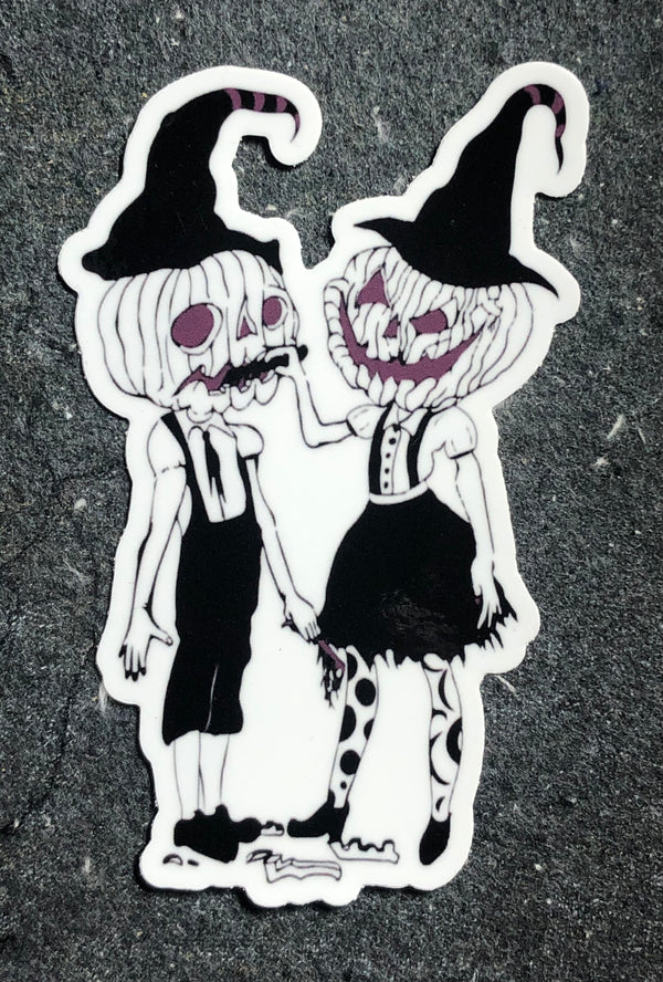 "Pumpkin Lover 4"" Sticker"