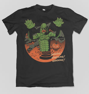 Swamp Monster Tee