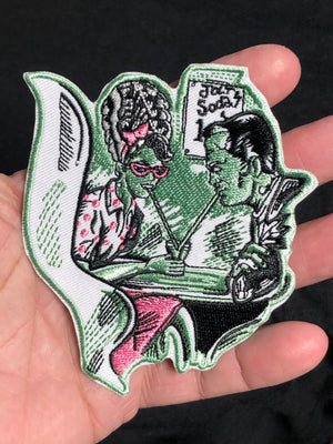 Monster Date Patch