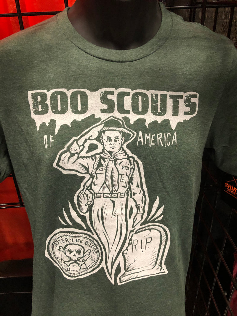 Boo Scouts Tee