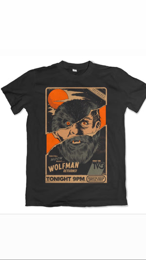 A Special Presentation: Wolfman