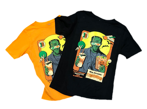 Frankenstein 3D Youth Tee