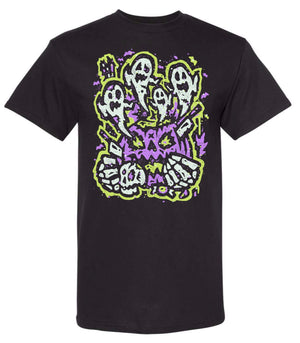 Ghostly Pumpkin Tee